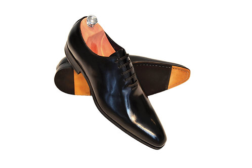 Chaussures Richelieu one cut noir