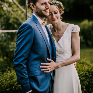 Costume de mariage Aisne