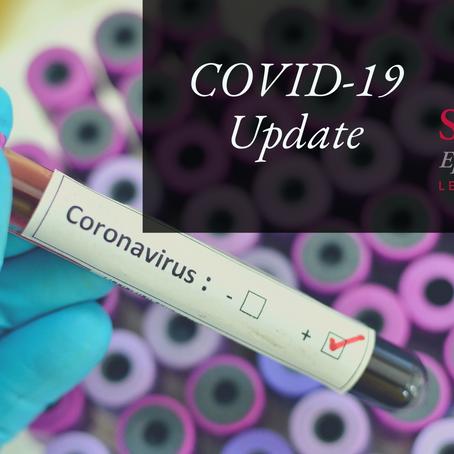 COVIC-19 Update: March 19, 2020
