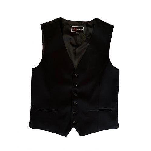 L.H Black Vest