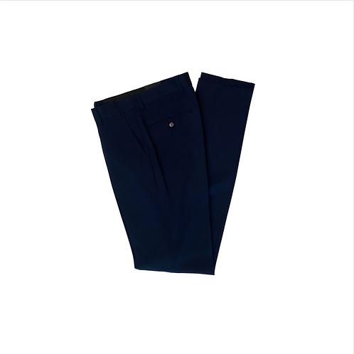 L.H Navy Dress Pants