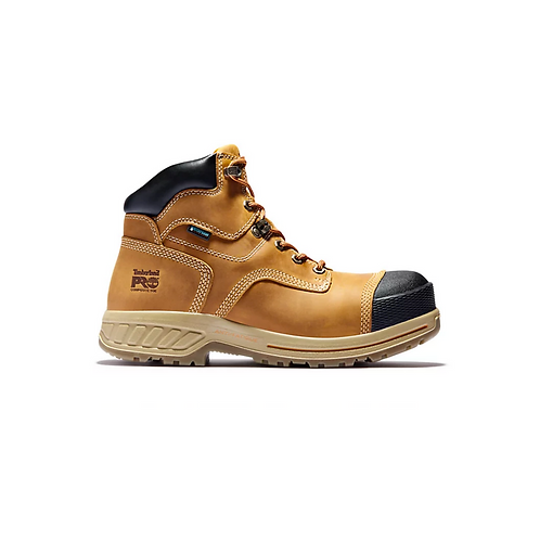 "TIMBERLAND MEN'S PRO® ENDURANCE HD 6"" COMP TOE WORK BOOTS"