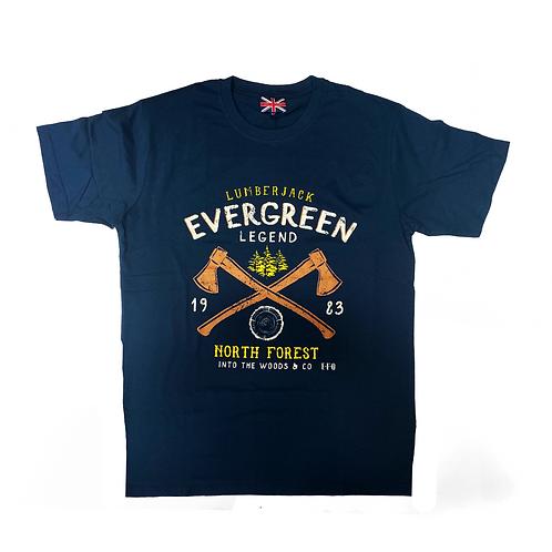 Evergreen Legend T-Shirt  B/T