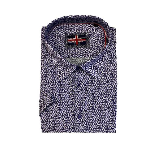 Soul of London short Sleeve Sport Shirt