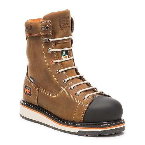 """Gridworks Men's Pro®  8"""" alloy Toe Work Boots"""
