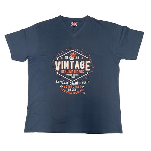 """""""1986"""" Vintage Tee  B/T"""
