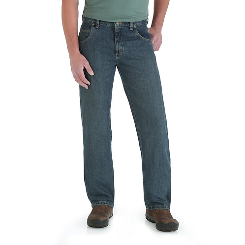 Wrangler Rugged Wear® Relaxed Straight Fit Jean