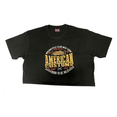 American Customs T-Shirt  B/T