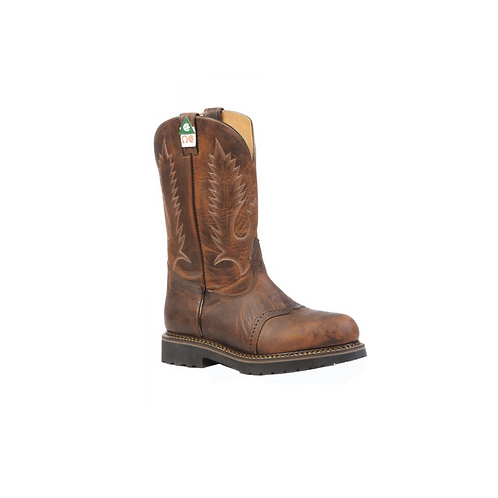 Boulet / Canada West Stitched Rodeo Work Boots CSA