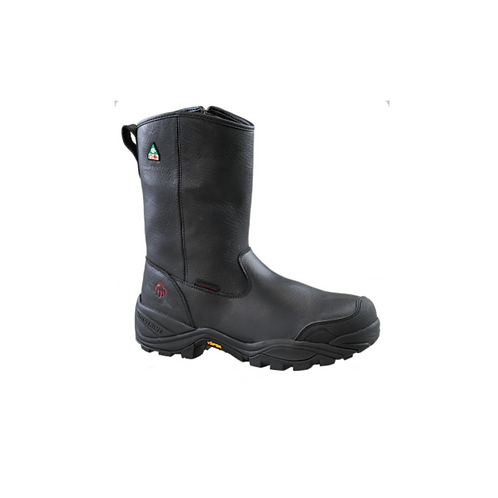 "Wolverine Growler CSA Composite Toe Insulated Waterproof 10"" Pull On Boot"