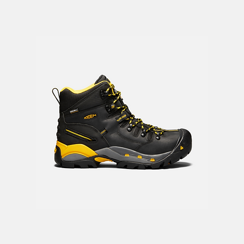 Keen Men's CSA Hamilton Waterproof Boot (Carbon Fibre Toe)