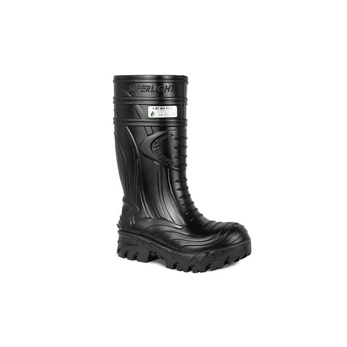 Cofra Thermic SuperLight Black Winter Safety