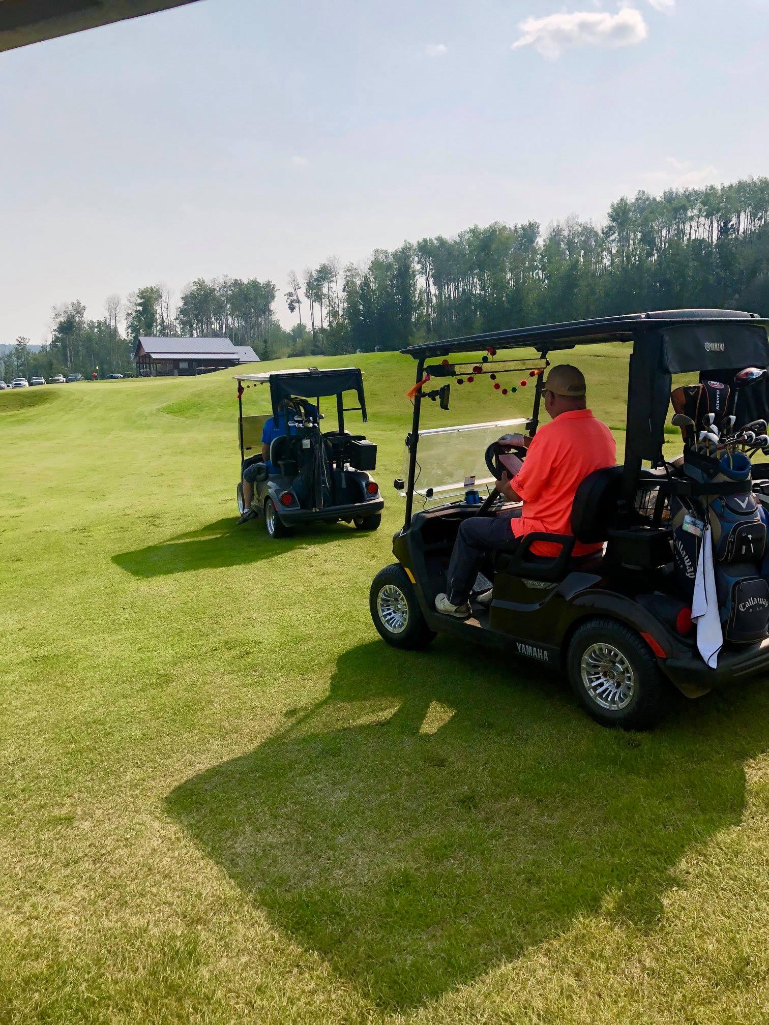 Golfers 2018