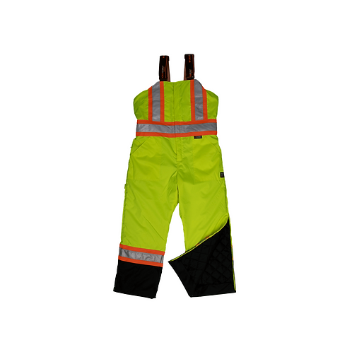 Insulated Poly Oxford Safety Overall