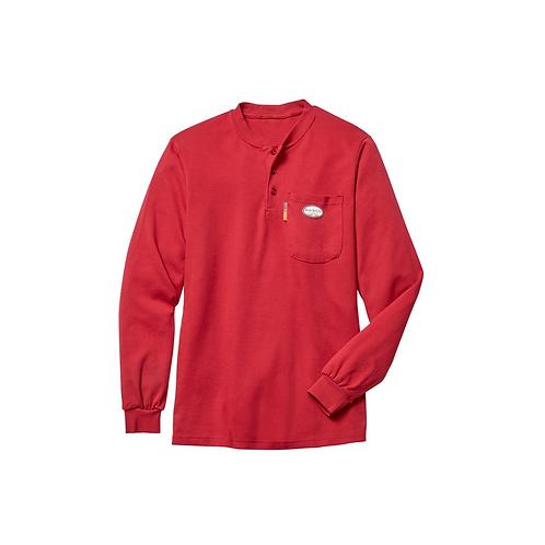 Fire Retardant Henley T-shirts