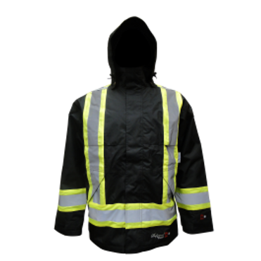 Viking Professional® Insulated Journeyman 300D Trilobal Rip-Stop FR Jacket