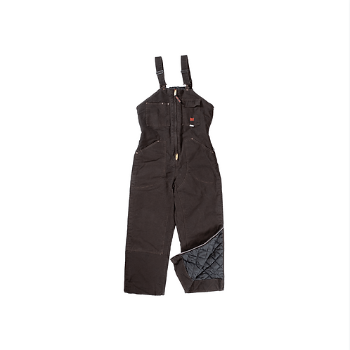 Tough Duck Deluxe Insulated Bib Overall