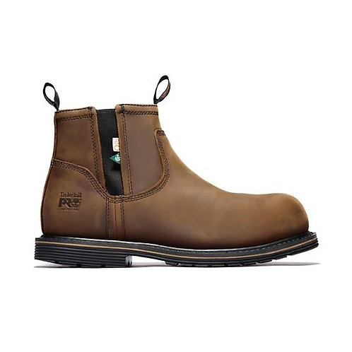 TImberland MEN'S PRO® MILLWORKS CHELSEA COMP TOE BOOTS