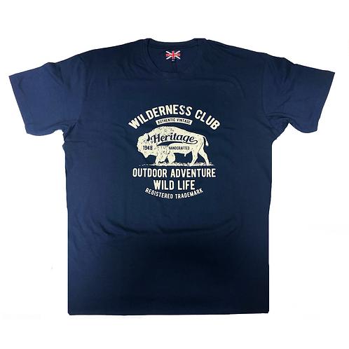 Wilderness Club T-Shirt  B/T