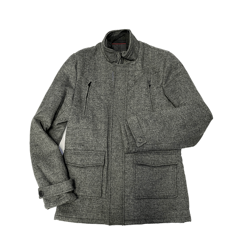 S.L Melton Wool Jacket