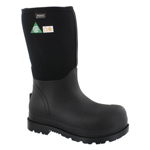 BOGS Stockman Composite Toe & Plate Waterproof CSA