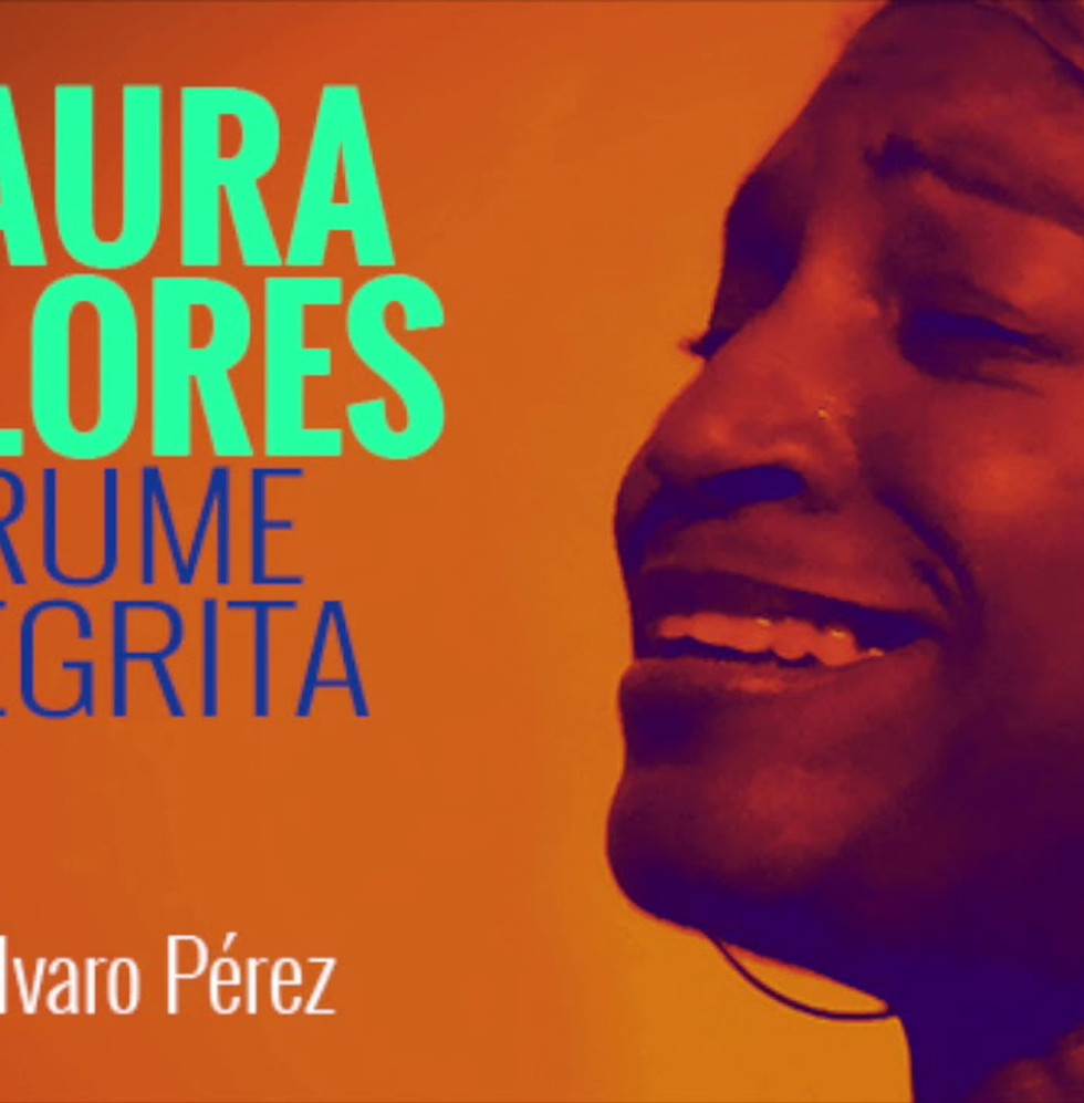 Escuchen...es Laura Flores!
