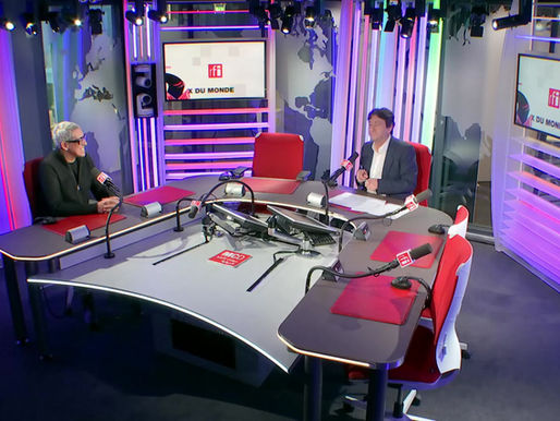 Radio France International (Interviú)