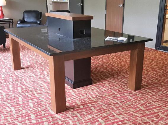 Business Center Desk