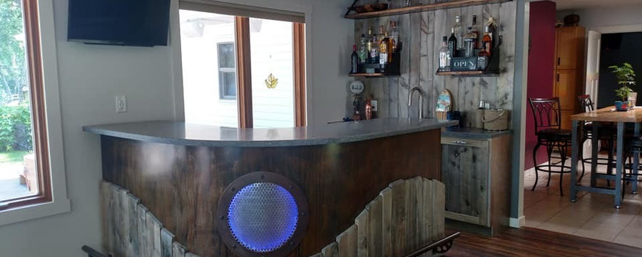 Home Bar on the Black River