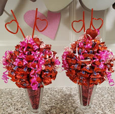 Soda Shop Candy Bouquet