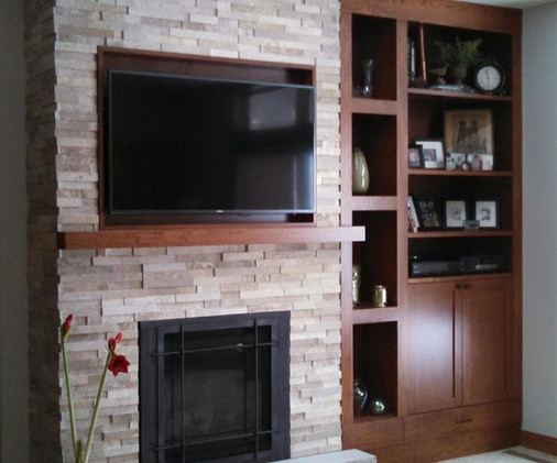 Mantle and Bookcases.jpg