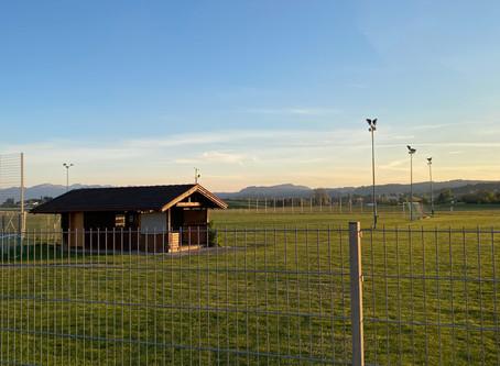 Trainingsanlage am Flugplatz Durach
