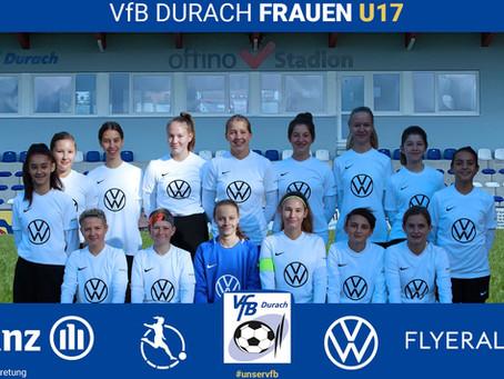 Wir präsentieren: VfB Durach Frauen U17