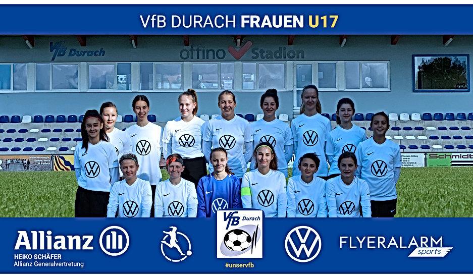 VfB Durach Frauen U17