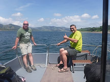 Lake Arenal boat excursion