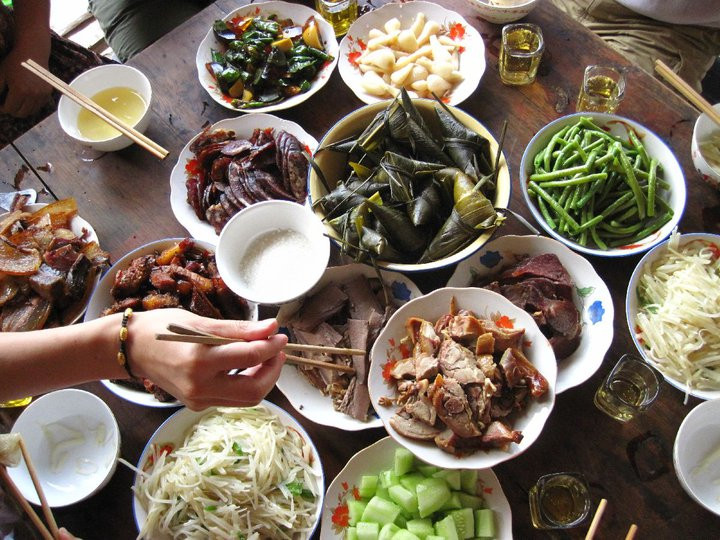 Eat where the locals eat--best food, best prices