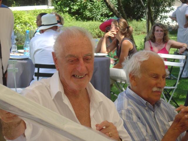 avec Jacques Matarasso et Tobiasse