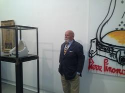 avec Pierre Pinoncelli