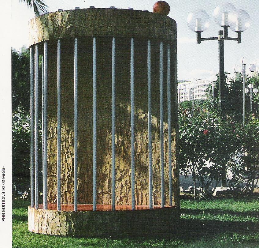 Cage à Mouche géante