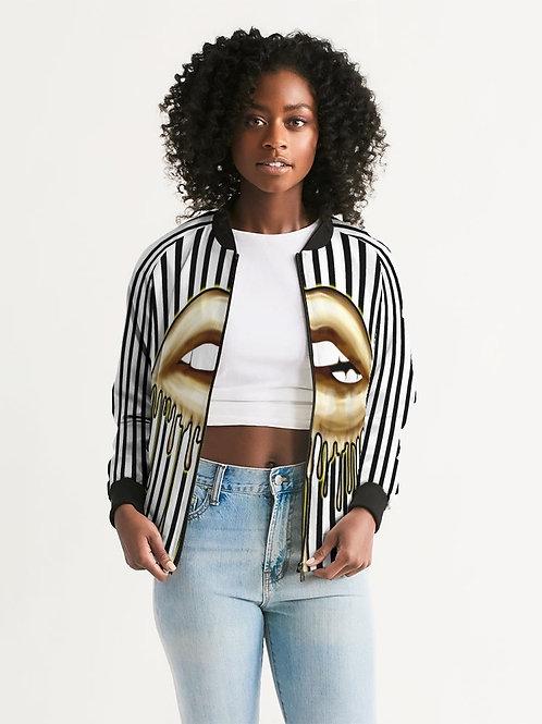SAINT Goldlip Women's Bomber Jacket