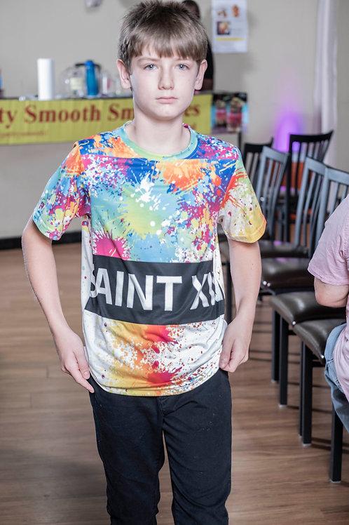 PAINT SAINT Kids Tee