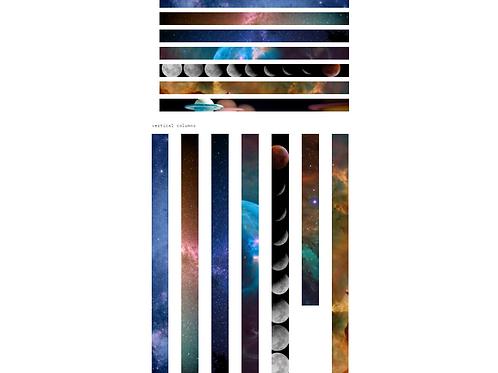 Notion Washi Tape Set / SPACE