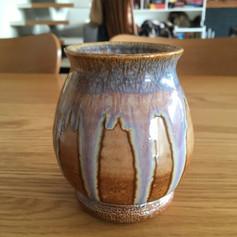 Salt-fired Vase