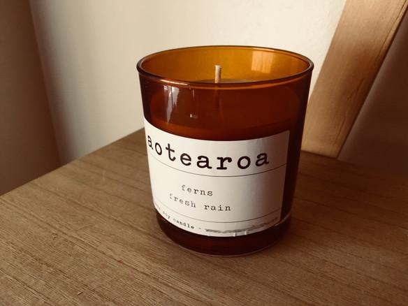 AOTEAROA scented candle