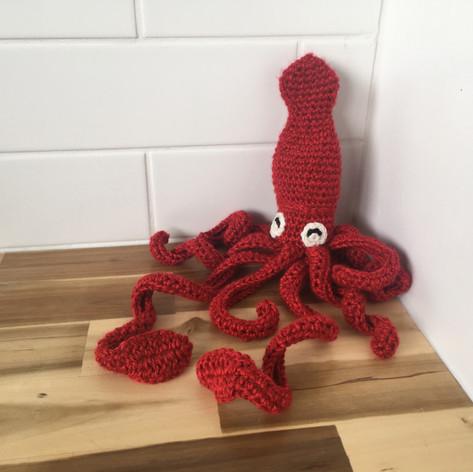 Red Squiddie