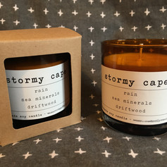 STORMY CAPE scented candle