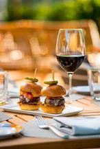 Andiron Steak & Sea | Blau + Associates