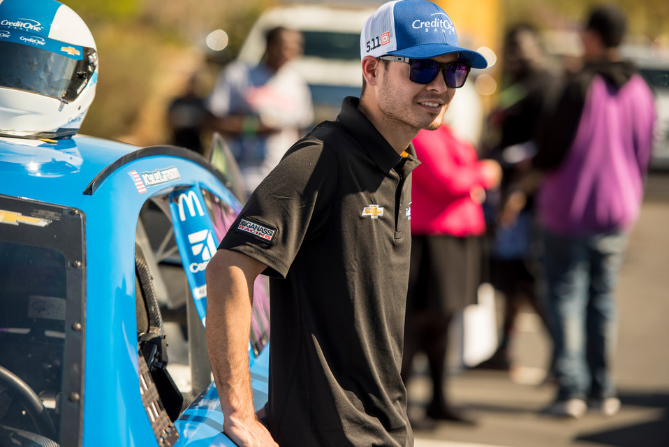 Kyle Larson | Credit One Bank