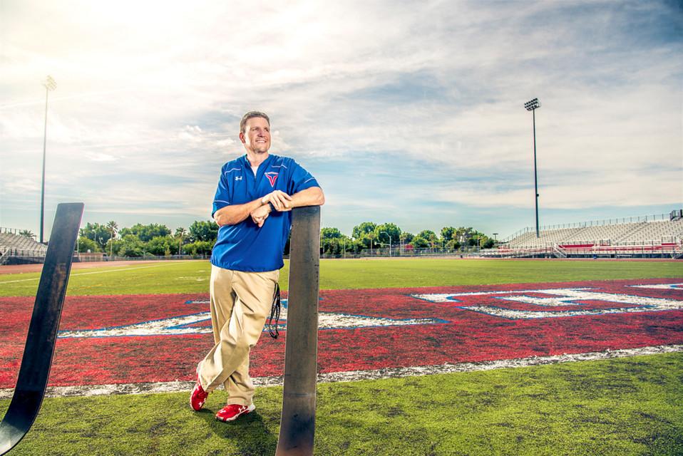 George Baker | High School Football Coach