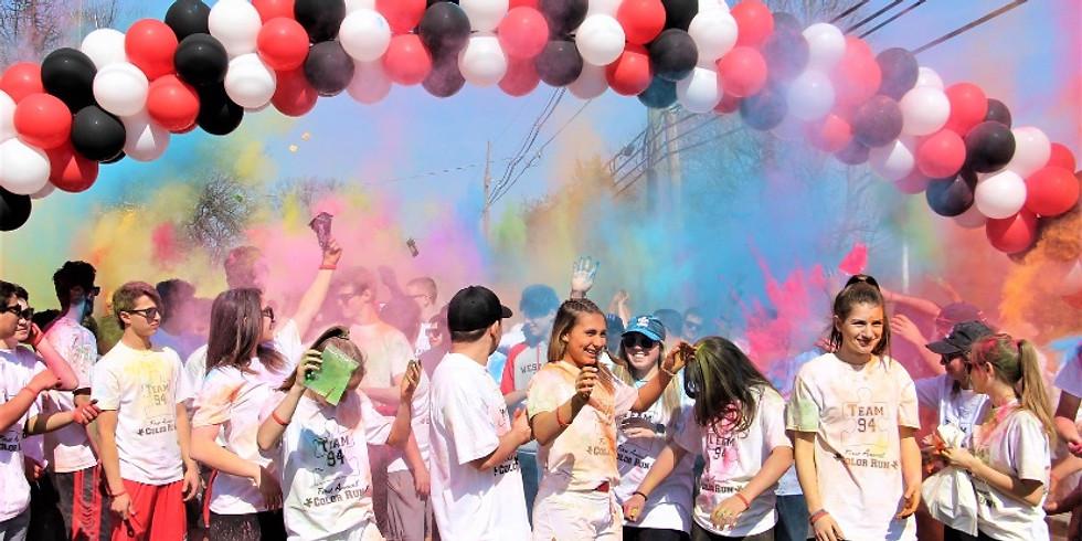 Team 94 2nd Annual Color Run